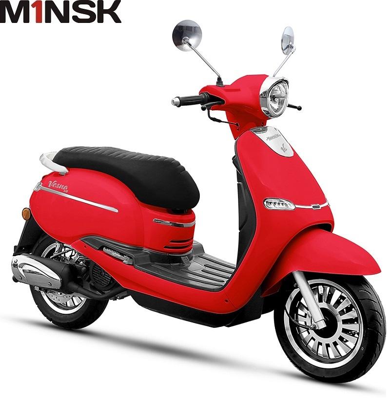 Мотороллер скутер  Минск